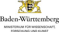 Logo Ministerium_fuer Wissenschaft Forschung und Kunst BW