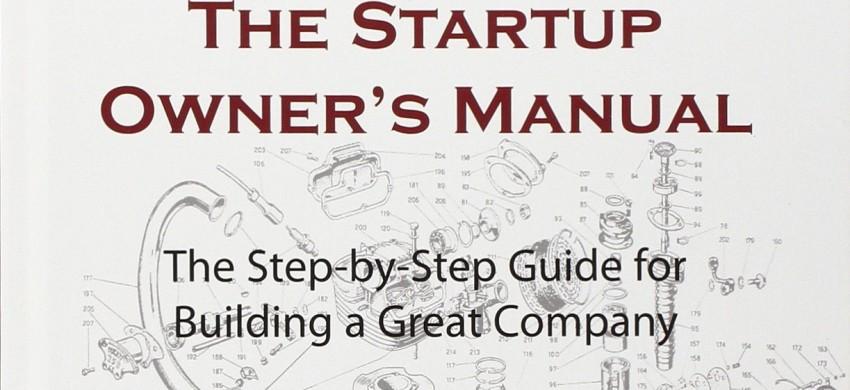 Das Handbuch für StartUps, das sollten Sie lesen