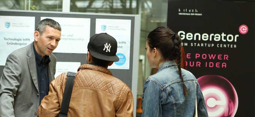 13.05.2016 Masterinfotag Hochschule der Medien (HdM) Stuttgart