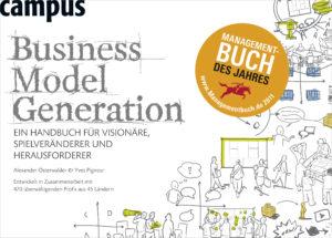 """Das Handbuch """"Business Model Generation"""" (Quelle: management-journal.de)"""