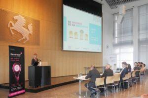 EBMC-Finale fand im Rathaus in Stuttgart statt. (Quelle: Petra Rösch)